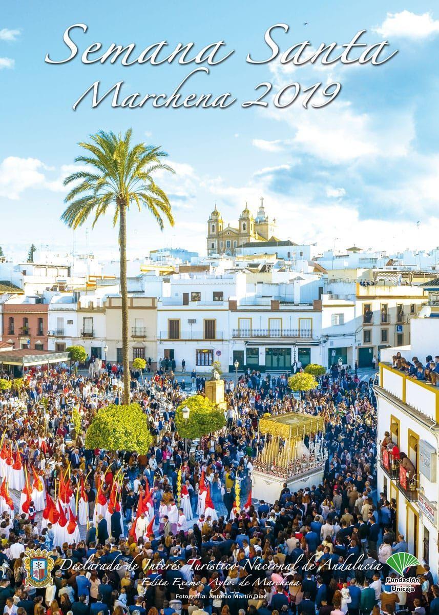 Un concurso popular busca el cartel cofrade del Ayuntamiento de Marchena