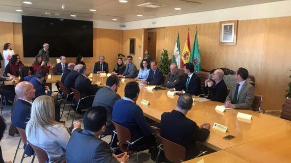 Acuerdo contra la despoblación y por el desarrollo económico en la provincia de Sevilla
