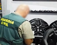 Desarticulada una red de fraudes en piezas de automóvil