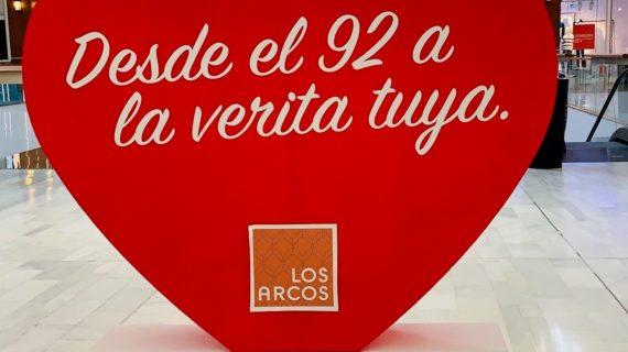 Los Arcos sorprenderá a sus visitantes con 300 regalos por el Día de San Valentín