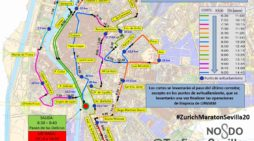 Comienza el dispositivo especial de movilidad con motivo de la celebración del Zurich Maratón
