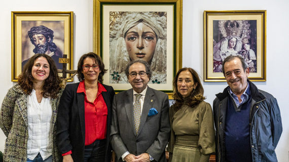 La Hermandad de la Macarena y la Fundación New Health, por una Sevilla más compasiva