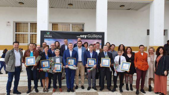 La cantante Carmen Raigada y el músico Manuel Granado, entre otros, premios Soy Guillena 2020