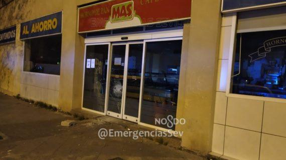 Detenidos cuando robaban un supermercado en el barrio sevillano de Palmete