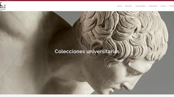 La Universidad de Sevilla estrena web con las colecciones de su patrimonio