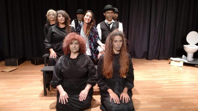 Reconocimiento a los actores ciegos o con discapacidad visual grave de Sevilla