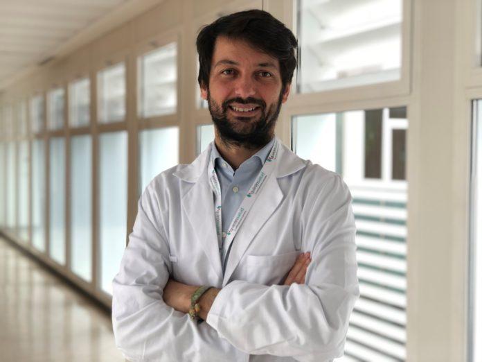 El nutricionista Francisco López
