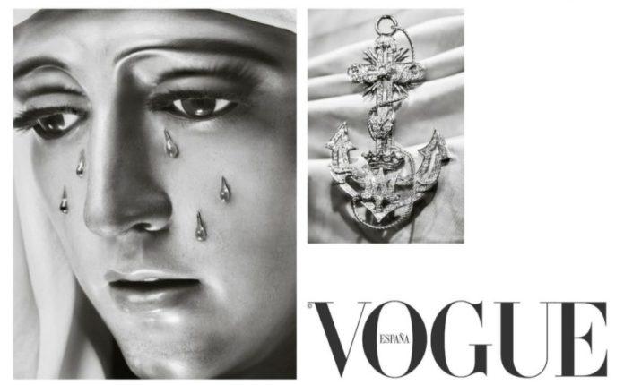 Nuestra Señora de la Esperanza protagoniza un artículo en Vogue