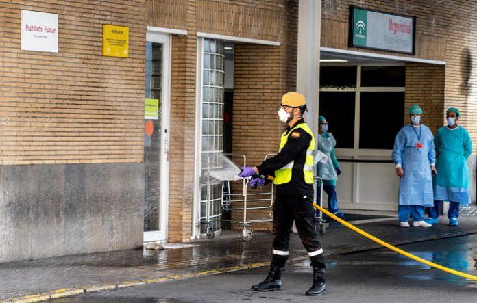 Sevilla mantiene estable la subida de nuevos casos de covid-19