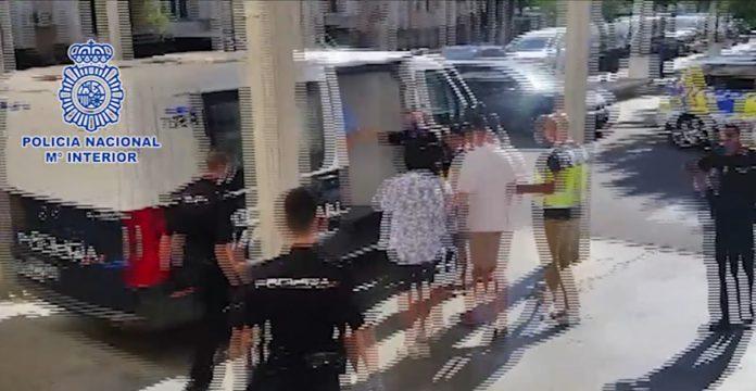 Detenidos los 4 supuestos autores de una agresión sexual a dos menores en Sevilla
