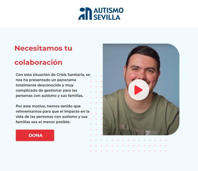 Campaña COVID Autismo Sevilla