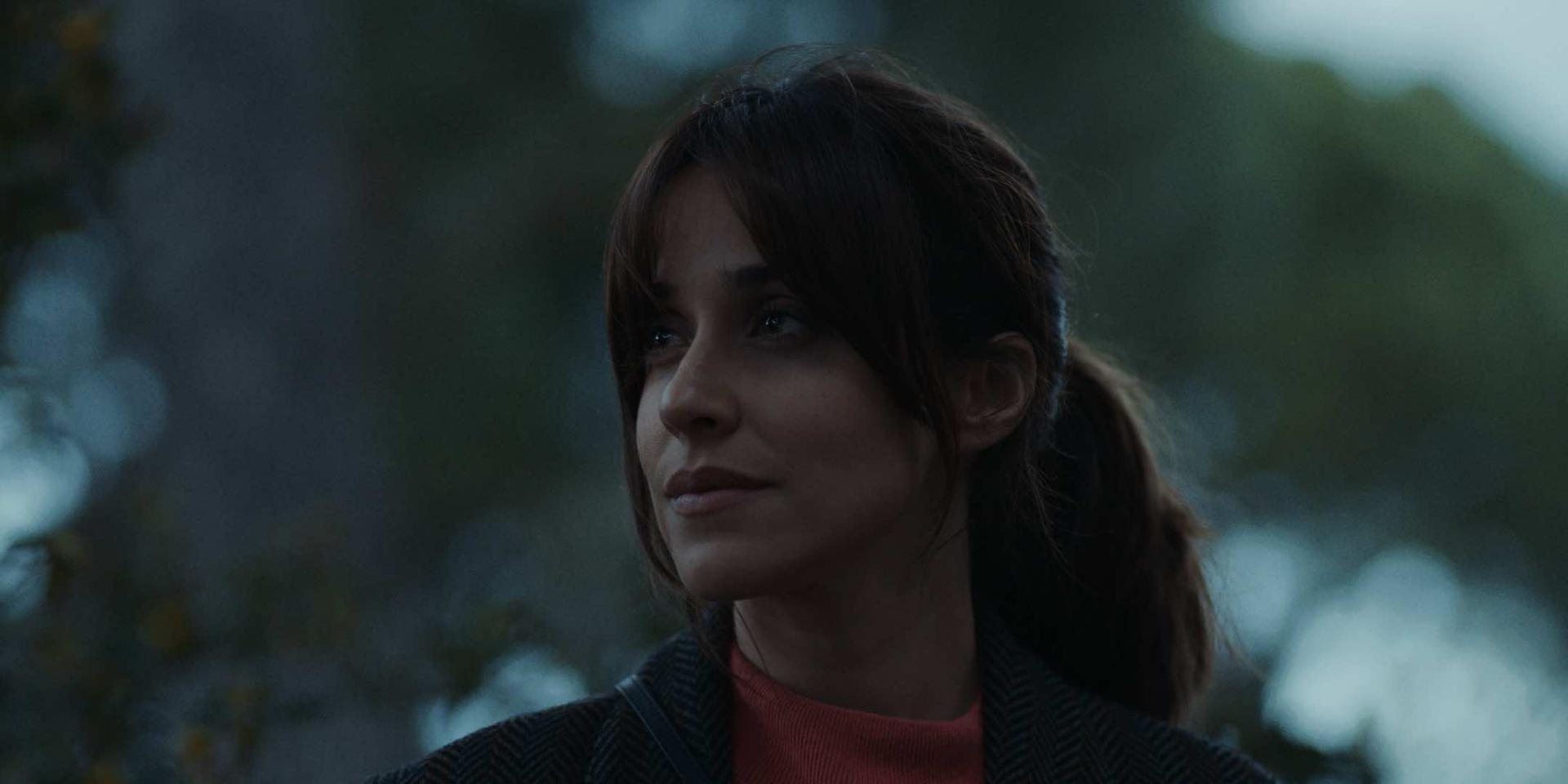 Macarena García, protagonista enEl arte de volver (Pedro Collantes, 2020)