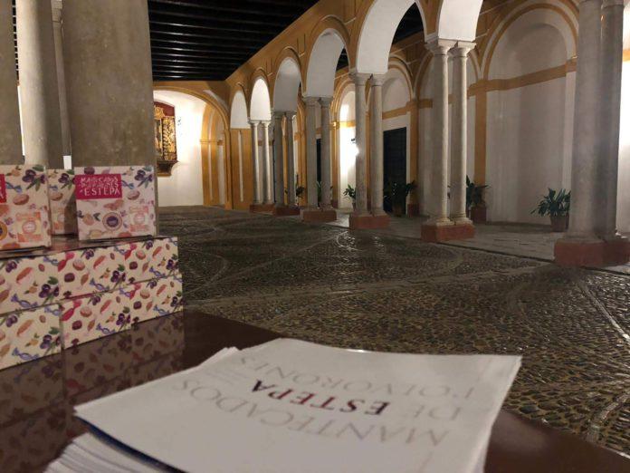 Mantecados y Polvorones de Estepa para los visitantes del Alcázar