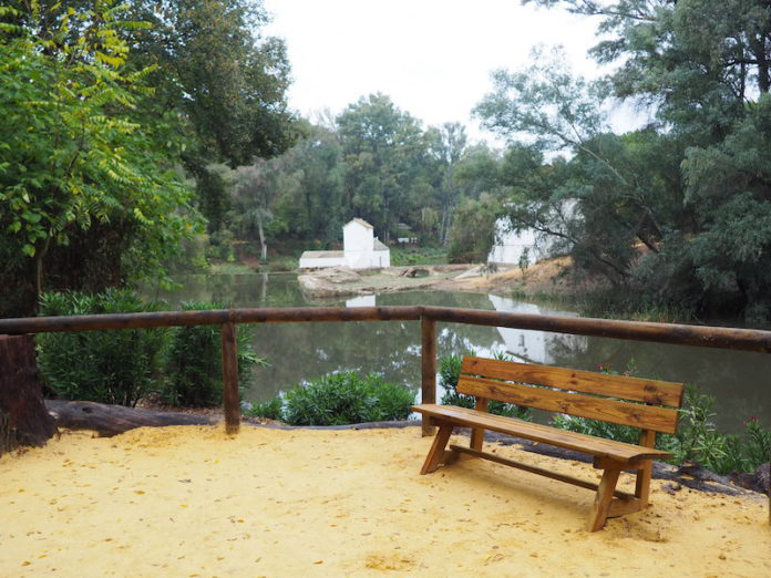 Un nuevo mirador en el Monumento Natural Riberas del Guadaíra