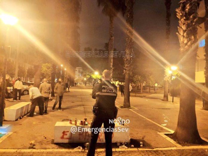 Actuación policial en Heliópolis