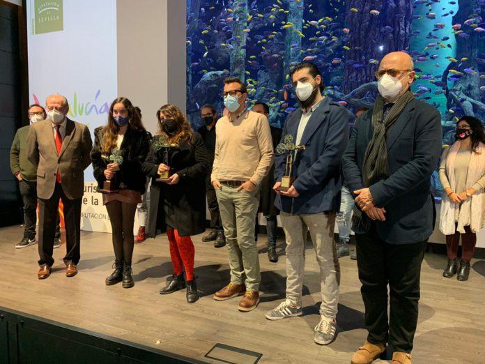 Raquel Kurpershoek, ganadora del 'IV Certamen de Cortos de la Provincia de Sevilla'
