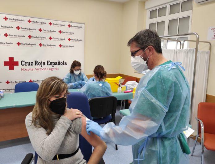 Vacuna Hospital Victoria Eugenia 2