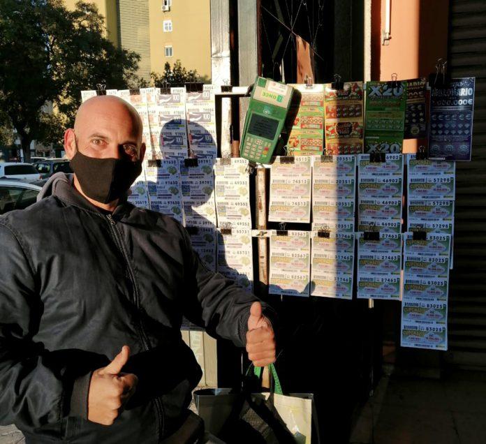 La ONCE reparte 350.000 euros entre diez clientes del Mercado de Pino Montano