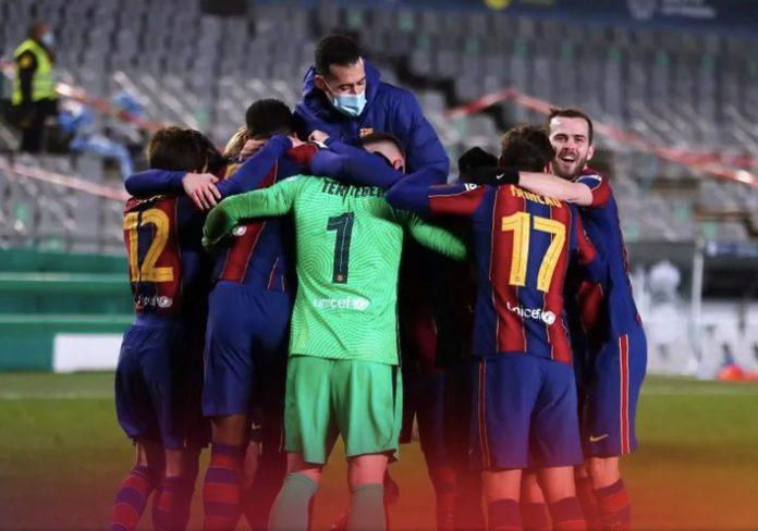 El olímpico de la Cartuja espera al Barça y al ganador del Real Madrid-Athletic
