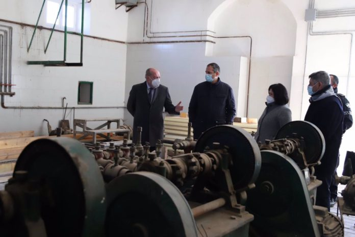 La Puebla de los Infantes revitalizará el turismo interior con infraestructuras apoyadas en el Plan Contigo
