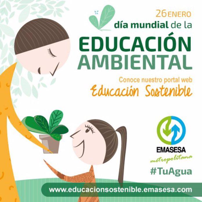 Emasesa lanza el portal Educación Sostenible ante limitaciones por Covid