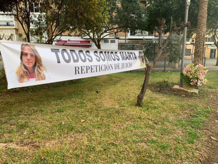 Los vecinos recuerdan a Marta del Castillo en el aniversario de su asesinato.