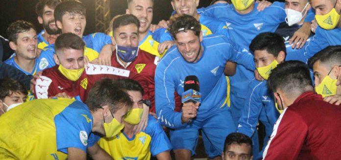 La UD Tomares, campeón de invierno de la división de honor andaluza