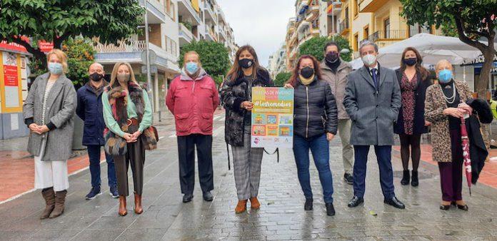 Los Remedios presenta la campaña 'Sin cruzar el puente' para el apoyo del comercio del barrio