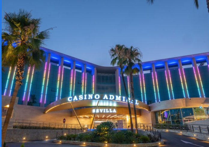 Casino Admiral Sevilla, un entorno seguro para disfrutar de juegos de casino