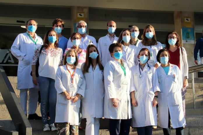 La Unidad de Reumatología del Hospital Virgen Macarena obtiene el nivel 'Óptimo' de certificación de calidad