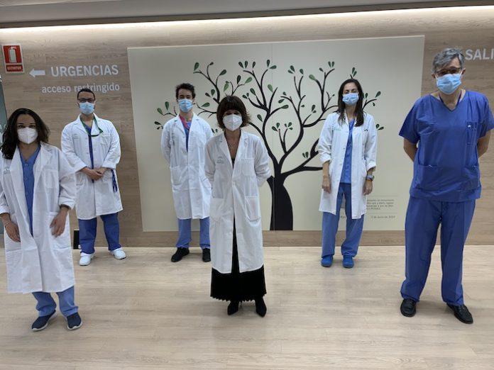 El Macarena cerró el año con 35 trasplantes de córnea pese a las limitaciones de la pandemia