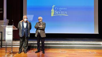 Presentado el ciclo de cine cofrade de Cuaresma en Sevilla 2021