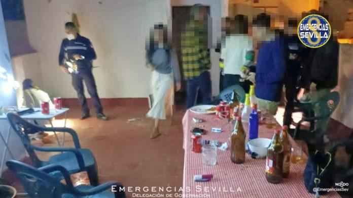 Denuncian a siete personas por celebrar una fiesta en una azotea de la capital tras el toque de queda