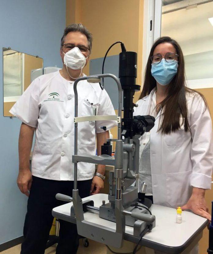 Valme trata la enfermedad oftalmológica del glaucoma con una técnica novedosa de implante