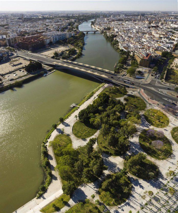El parque Magallanes aspira a un premio de la prestigiosa web de arquitectura ArchDaily