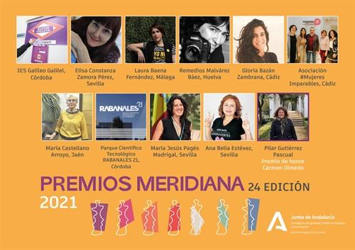 María Pagés, Malasmadres o Ana Bella Estévez, algunos de los Premios Meridiana