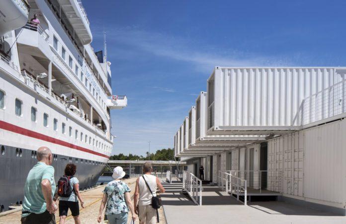 La terminal de cruceros aspira a un premio de la prestigiosa web de arquitectura ArchDaily