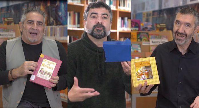 La Rinconada incentiva la lectura con vídeos sobre libros a modo de