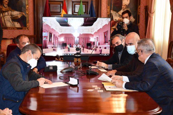 Sevilla hace dos nuevas compras para el derribo de viviendas en Guadaíra Sur, donde levantará 143 VPO