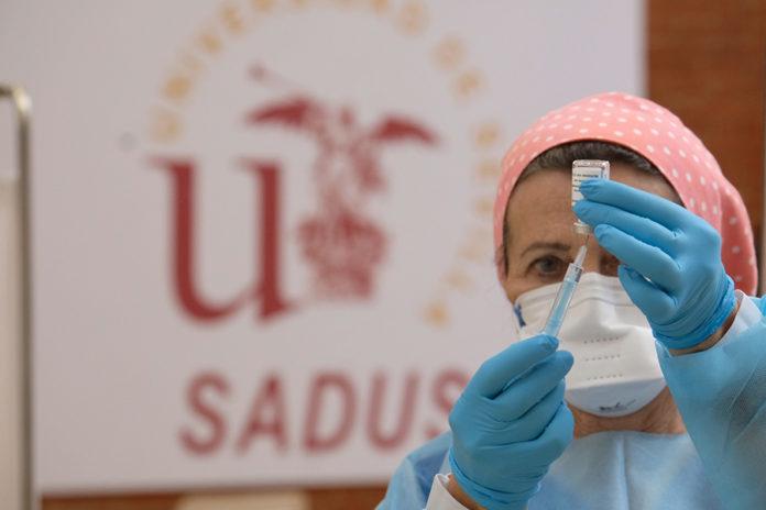 La US colabora con la campaña de vacunación contra la Covid-19
