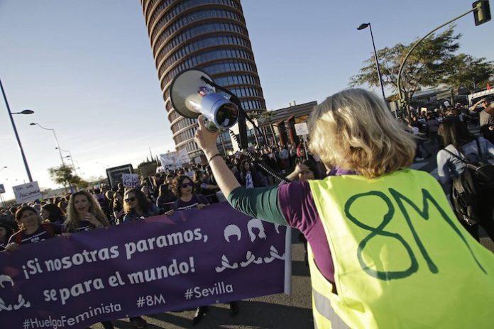El colectivo Feminismos Diversos 8M Sevilla convoca más de una docena de actividades