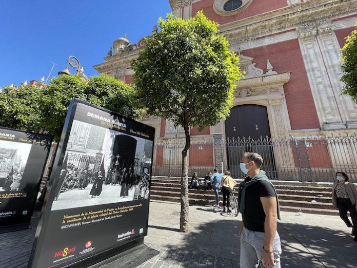 Sevilla acoge la exposición 'Semana Santa en la memoria' con 60 imágenes de las cofradías de la ciudad