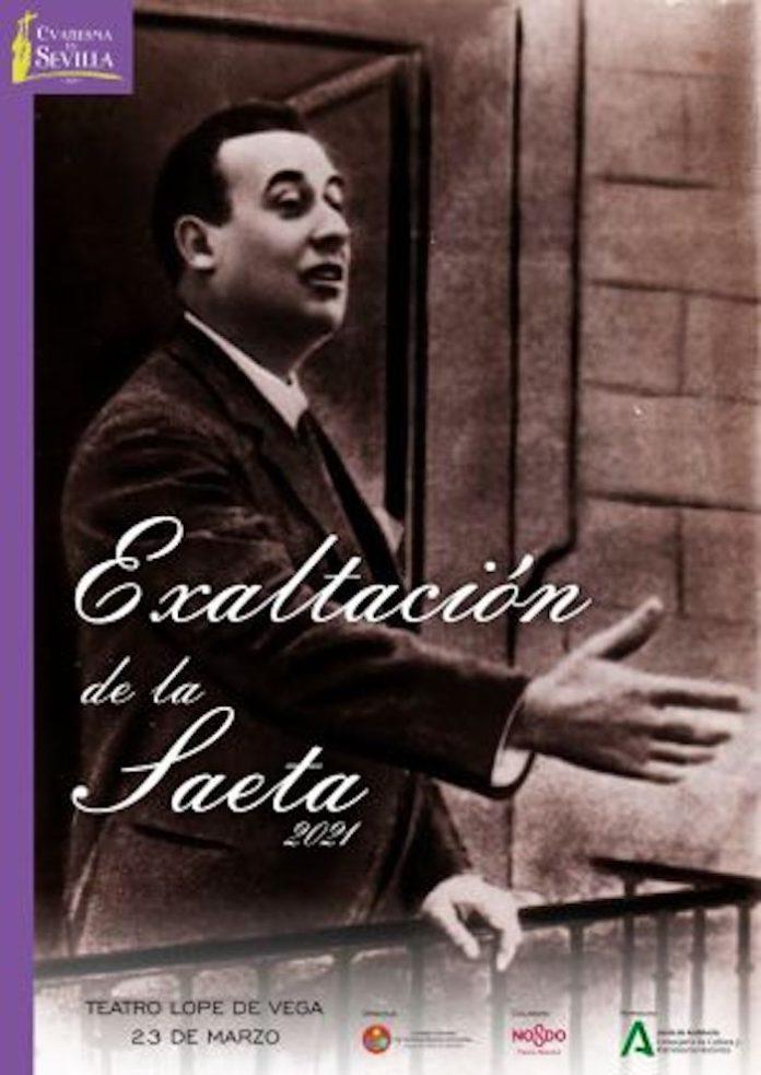 Sevilla recupera la Exaltación de la Saeta en el Teatro Lope de Vega
