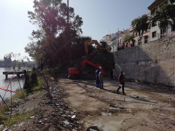 Primer paso para que los terrenos de la antigua Comisaría de la calle Betis sean zona verde