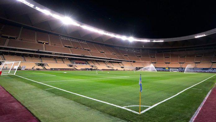 El Estadio de la Cartuja, sede de la Eurocopa 2020