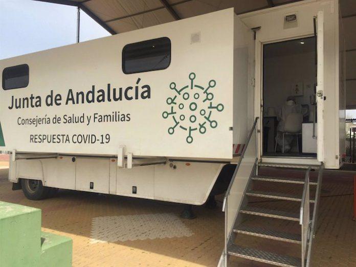 Cribados poblacionales en Herrera, Alcolea y Burguillos