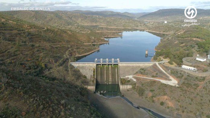 Campaña de ahorro de agua ante la tendencia a la baja del volumen embalsado