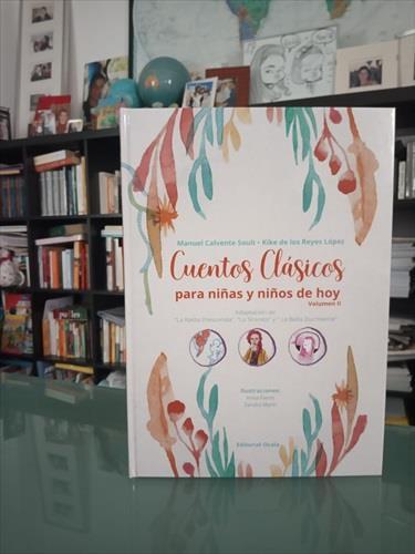 Los Palacios y Villafranca presenta los II Cuentos Clásicos para niñas y niños de hoy