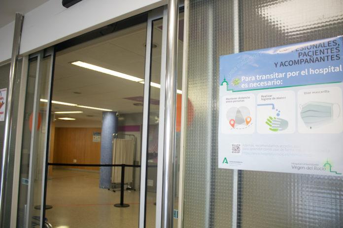 Hospital Virgen del Rocío trabaja en un índice que pronostica a pacientes Covid en Urgencias