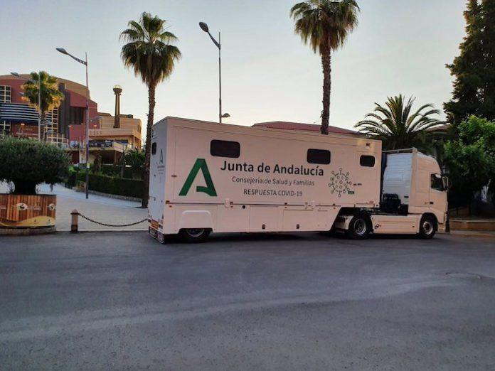 Nuevos cribados en Lebrija, Palomares, Guillena o Mairena del Aljarafe